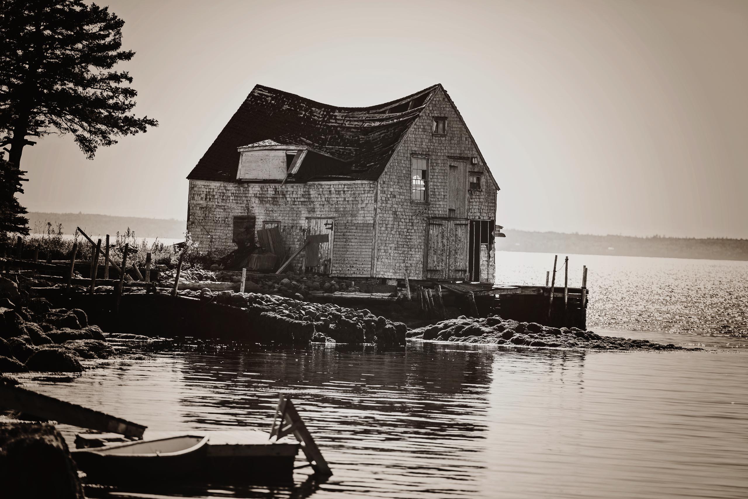 Abandon House Alberta